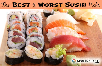 Healthiest Foods At Sushi Restaurant