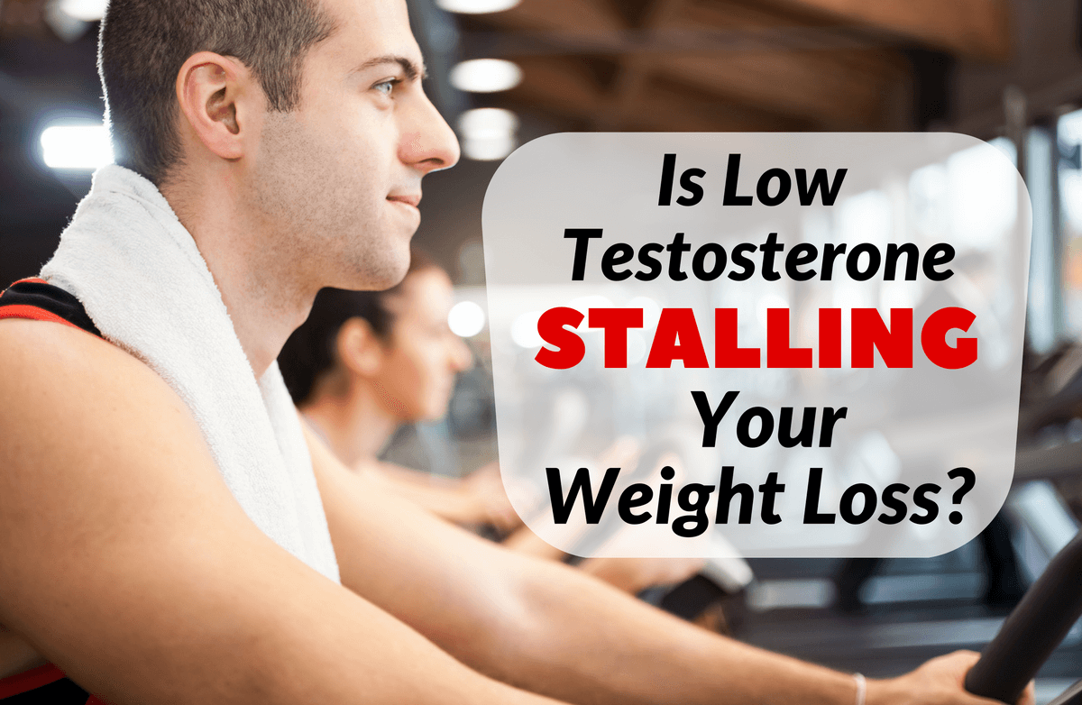 can weight loss increase testosterone