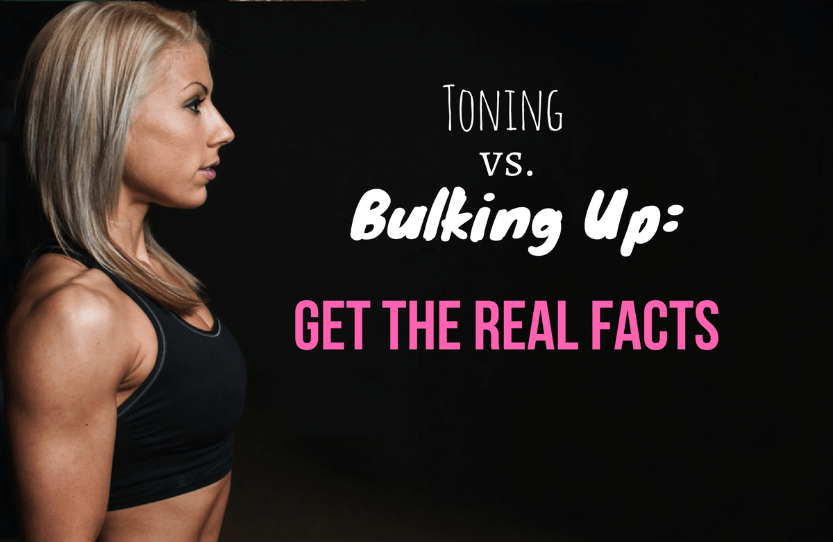 Toning vs  Bulking Up: The Real Facts | SparkPeople