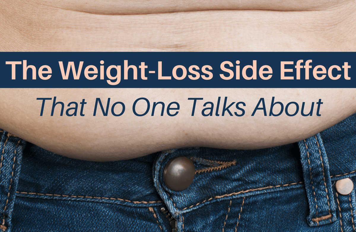 The Weight Loss Side Effect That No One Talks About Sparkpeople