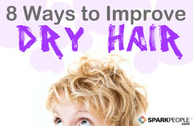 How to Deal with Dry, Dull Hair