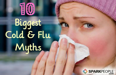 Busting the 10 Biggest Cold & Flu Myths