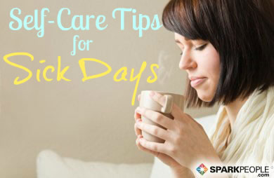 Self-Care Tips for Sick Days