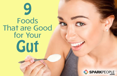 9 Foods that are Good for Your Gut