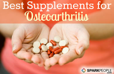 Dietary Supplements for Osteoarthritis