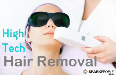 3 High-Tech Hair Removal Techniques