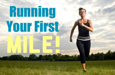 Running Your First Mile