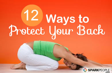 Protecting Your Back
