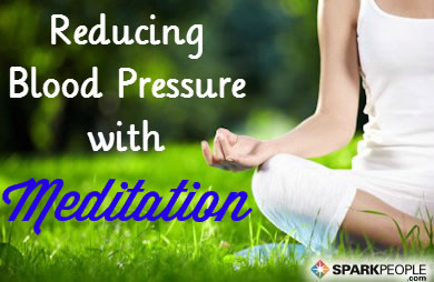 Meditate Daily to Reduce Blood Pressure