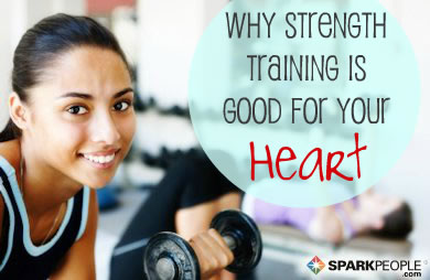 Strengthen Your Heart with Strength Training