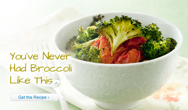 You've Never Had Broccoli Like This!