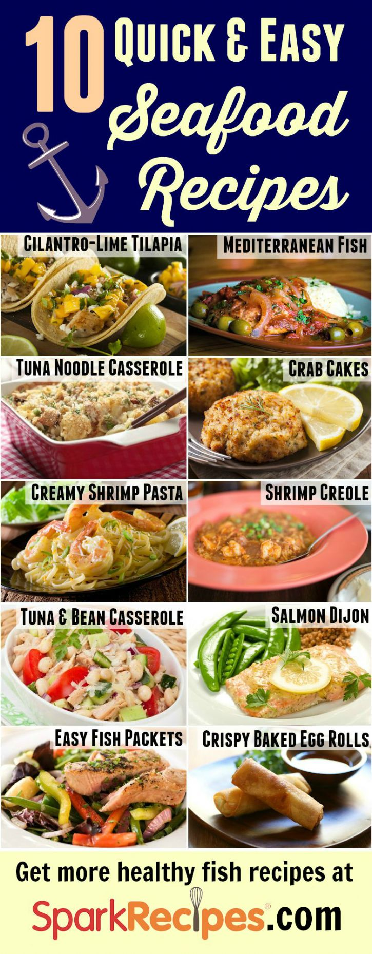 10 healthy fish recipes for lent   sparkpeople