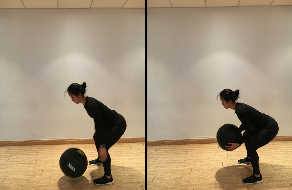 Trainers Reveal 10 Medicine Ball Moves You Should Be Doing | SparkPeople
